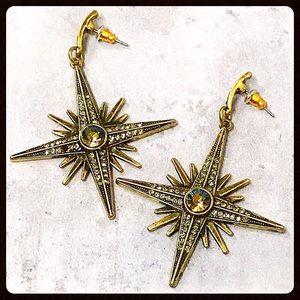 Jewelry - BOGO💫Distintively Vintage Gold Crosses